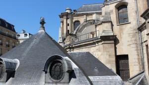 Saint-Sulpice kirken