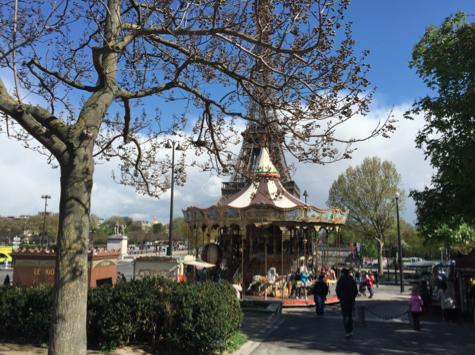 Oplevelser udenfor Paris