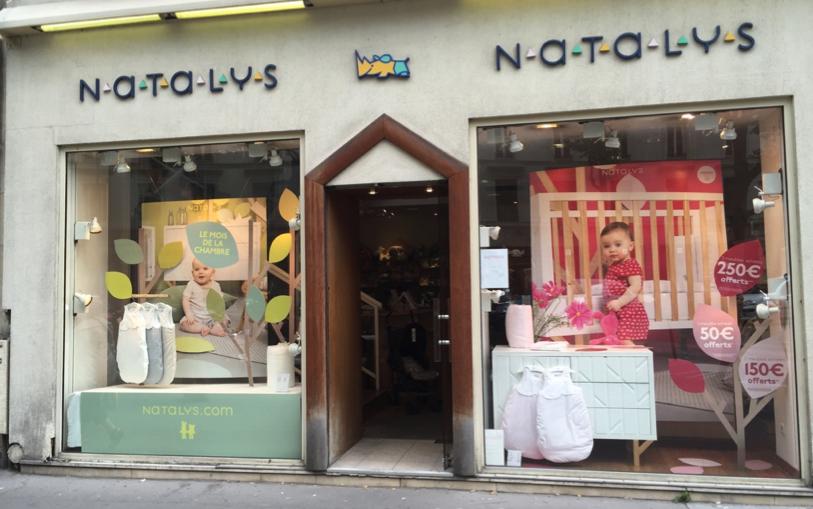 Butikken Natalys Paris