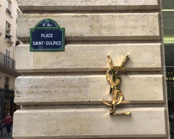 Yves Saint Laurent Saint Sulpice